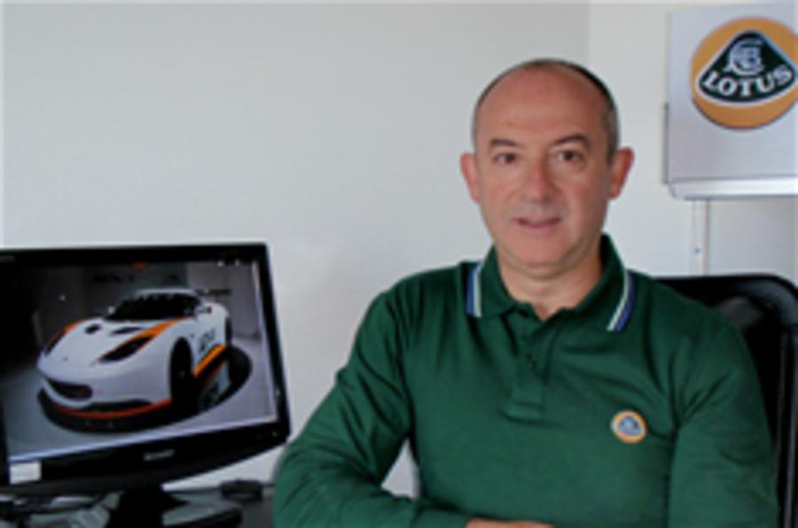 Lotus ramps up motorsport plans