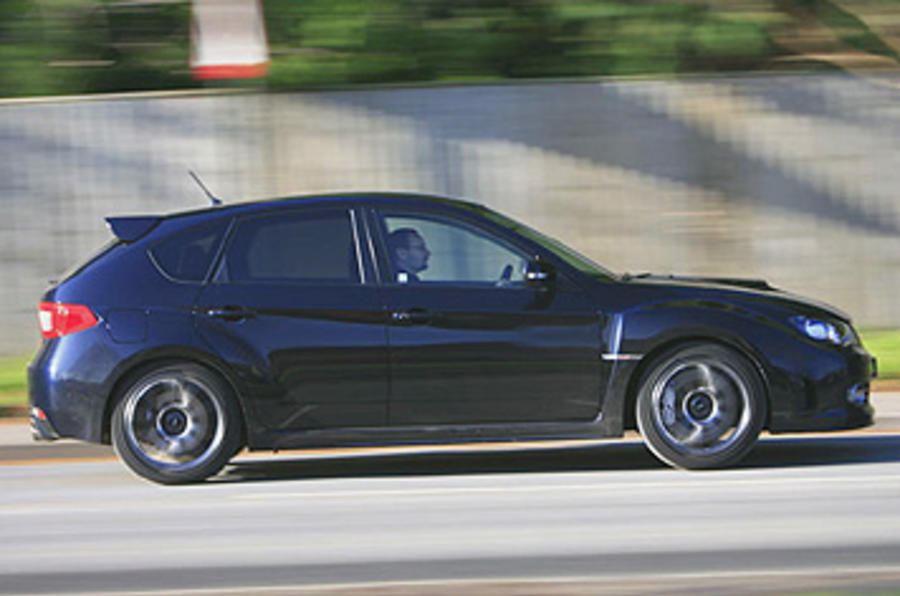 Subaru Impreza Litchfield Type-20