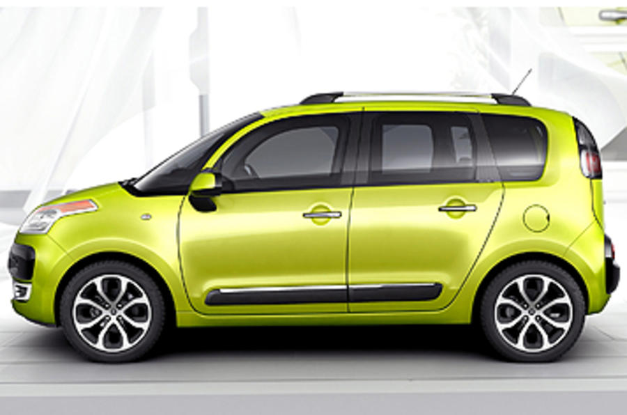 citroen c3 picasso 1 6 vti 120 review autocar. Black Bedroom Furniture Sets. Home Design Ideas