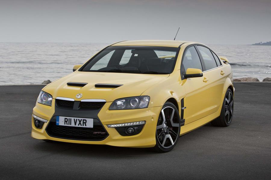 £51,200 Vauxhall VXR8 GTS
