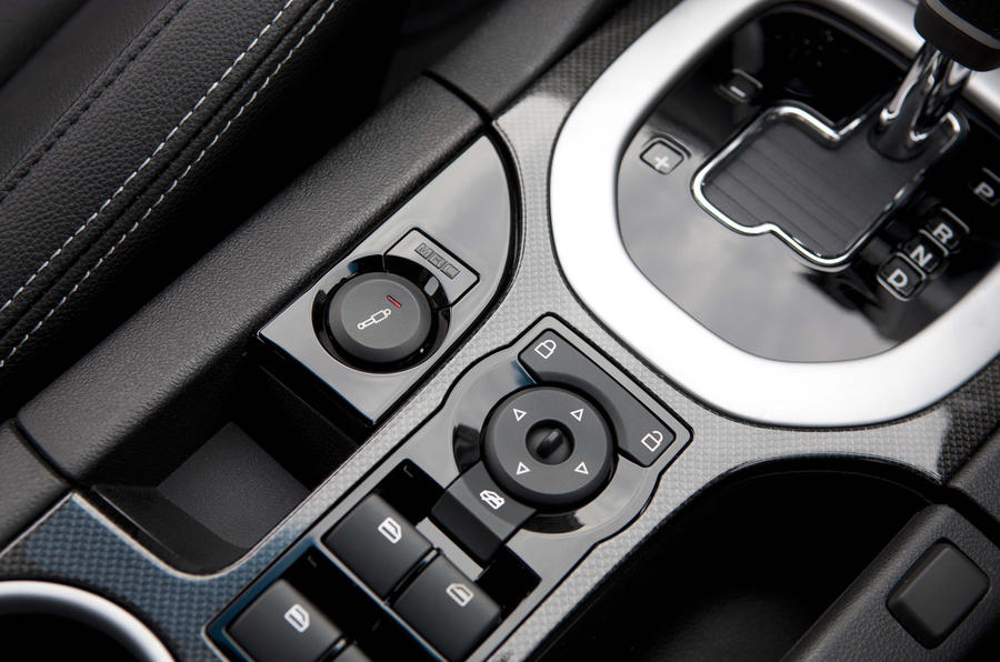 Vauxhall VXR8 GTS automatic gearbox