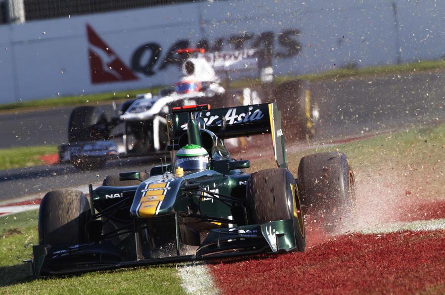 Vettel wins Aussie GP - pics