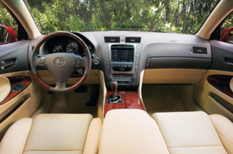 Lexus GS 450h; Lexus GS 450h ...