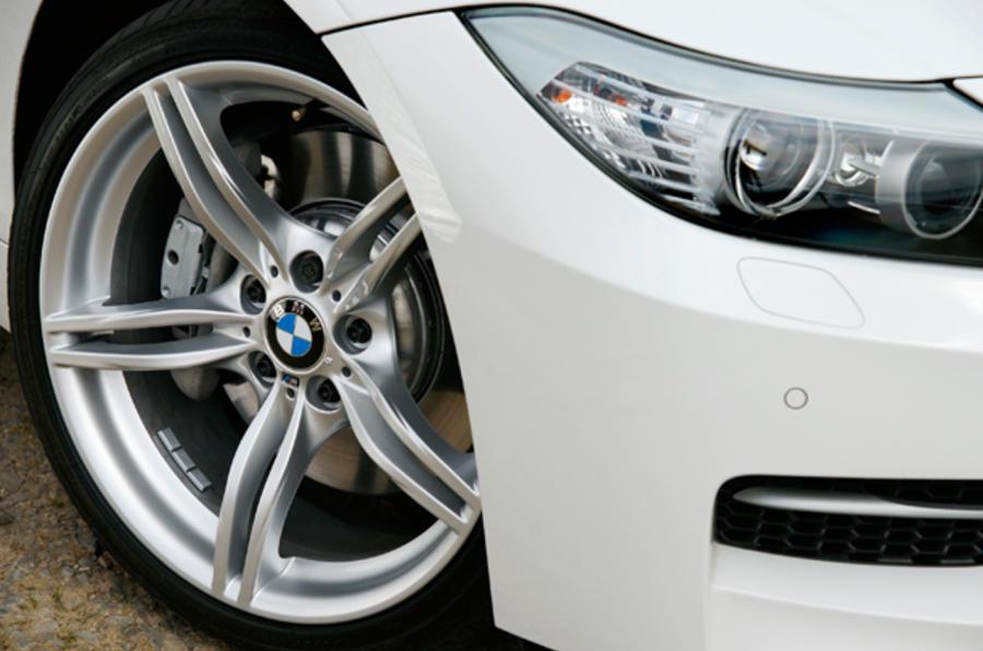 19in BMW Z4 sDrive35iS alloys