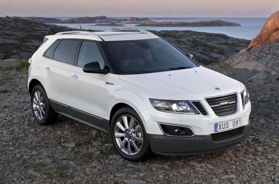 The £40,000 Saab 9-4X