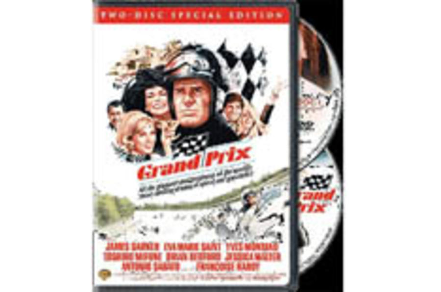 Grand Prix returns to the screen