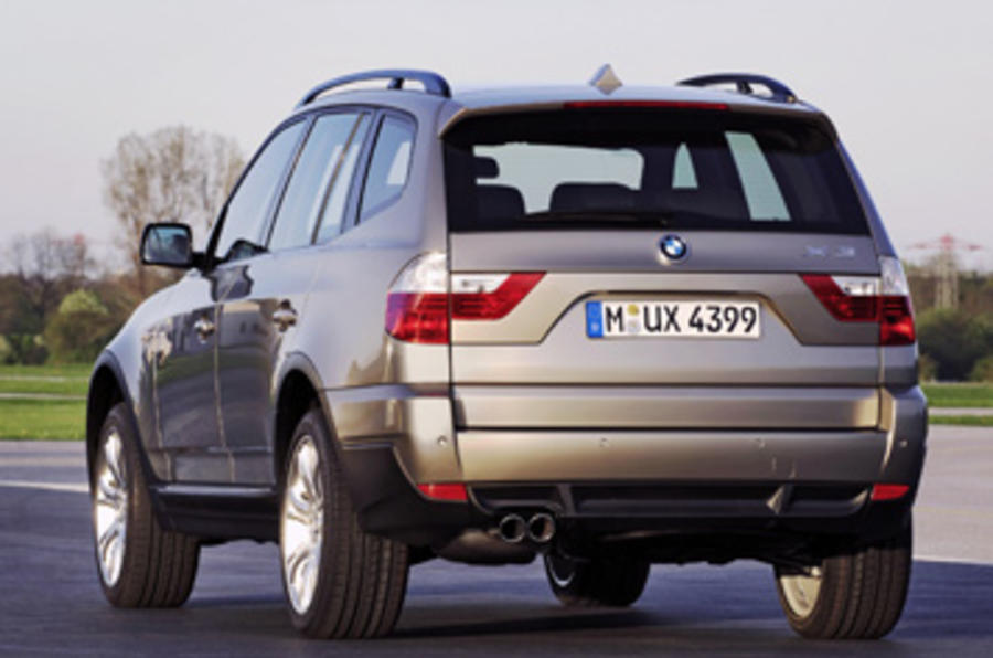 bmw x3 review autocar. Black Bedroom Furniture Sets. Home Design Ideas