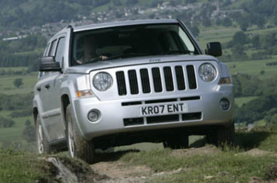 Jeep Patriot 2.0D Limited