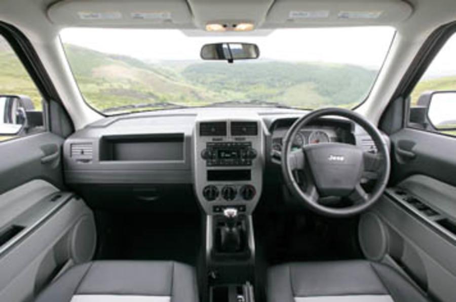 Jeep Patriot 2.0D Limited