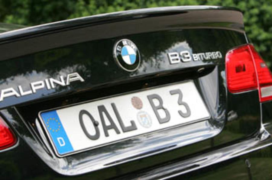 Alpina B3