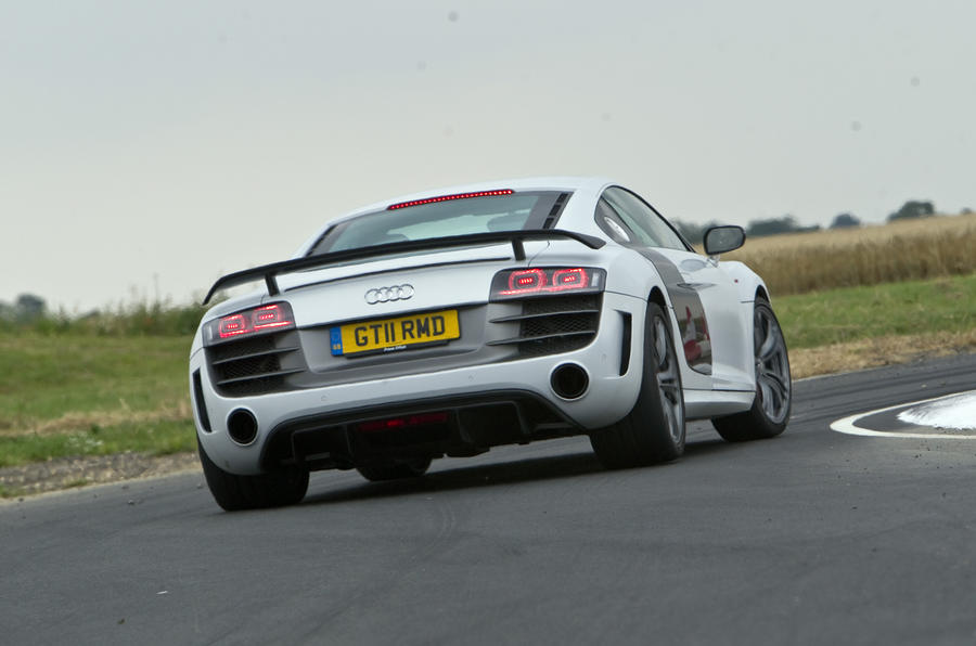 Audi R8 5.2 V10 GT