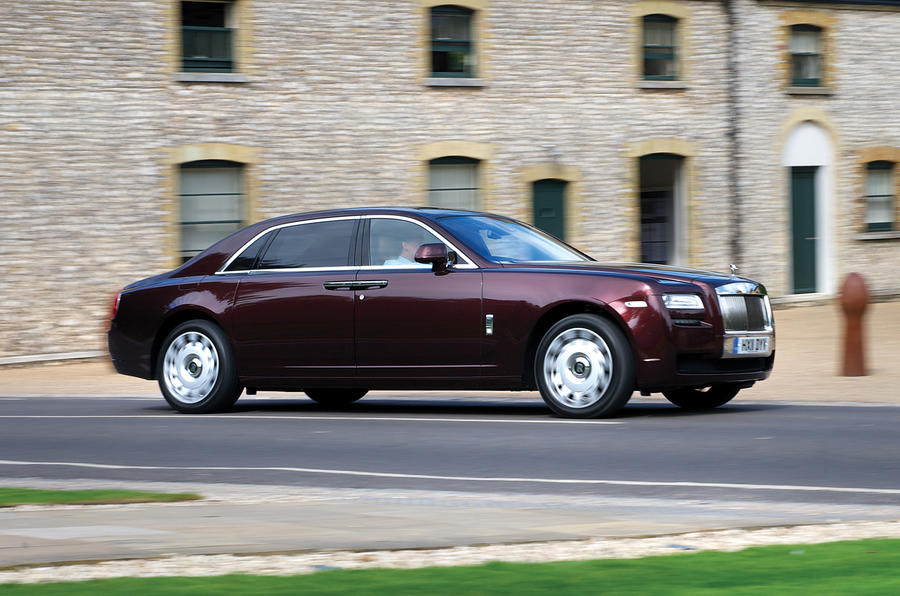 rolls royce ghost ewb review autocar. Black Bedroom Furniture Sets. Home Design Ideas
