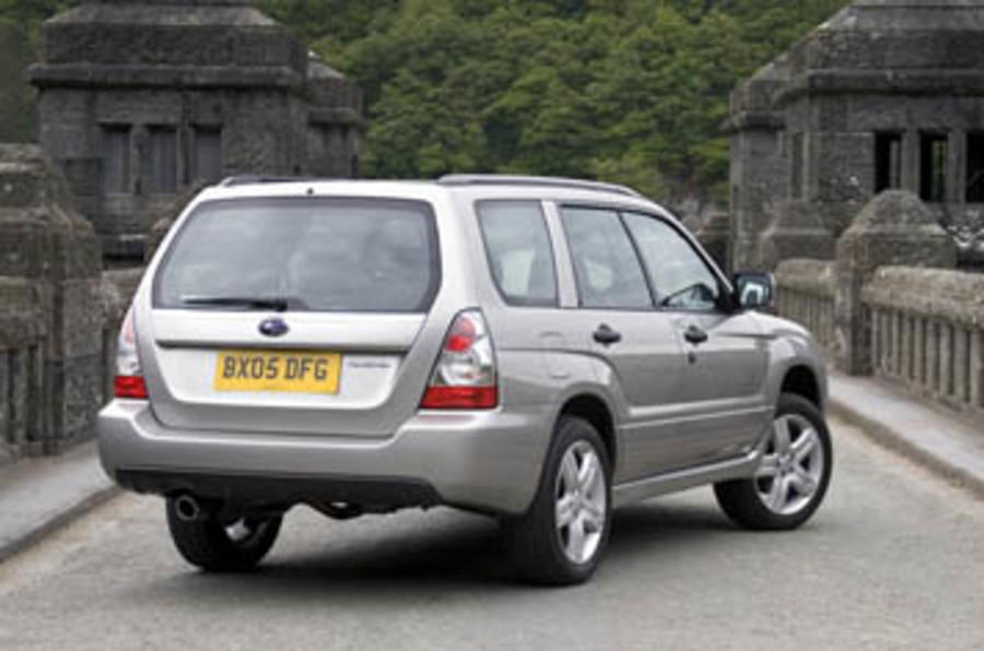 Subaru Forester 25XT Review