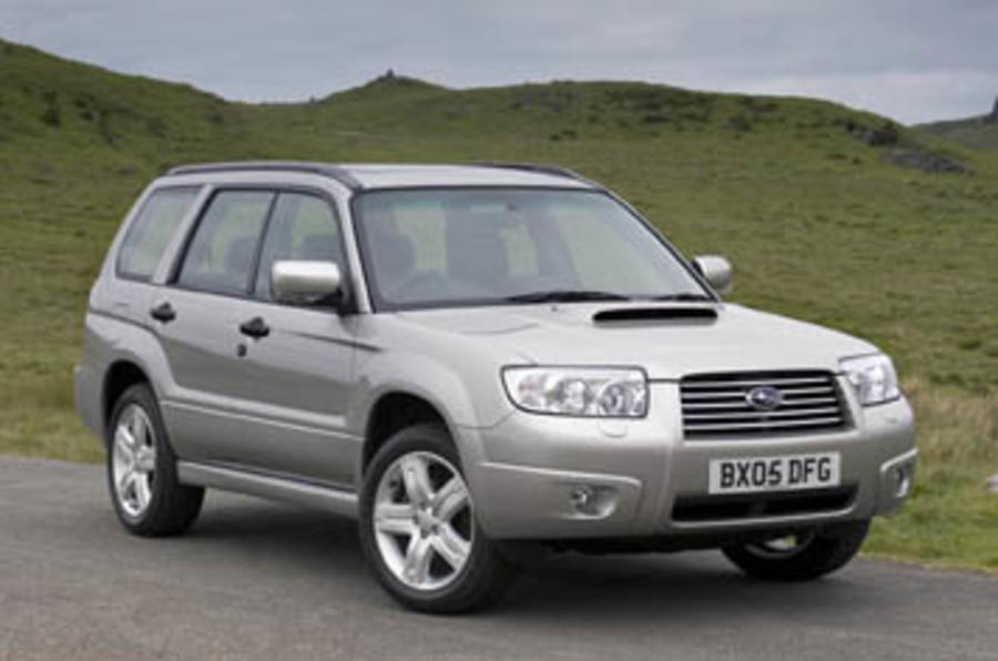 Forester 2 5 Xt >> Subaru Forester 2 5xt Review Autocar
