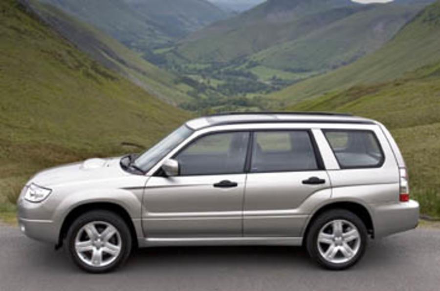 Subaru Forester 2.5 XTE review | Autocar