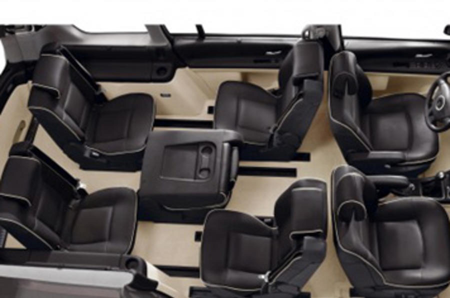 renault grand espace 2 0 dci 175 review autocar. Black Bedroom Furniture Sets. Home Design Ideas