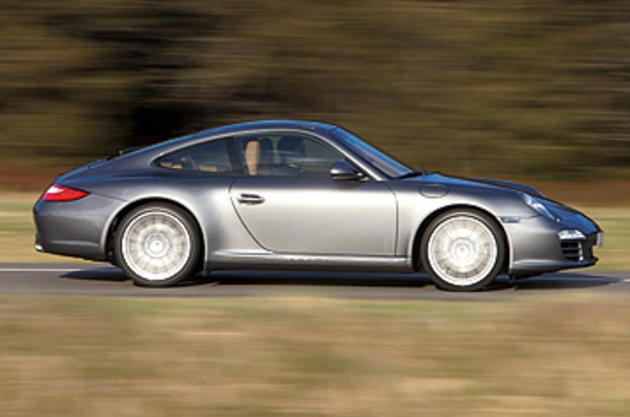 Porsche 911 3.8 Carrera 4S