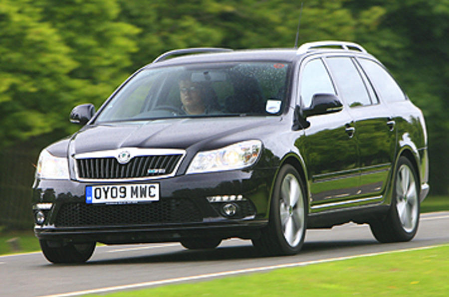 Skoda Octavia vRS 2.0 Estate