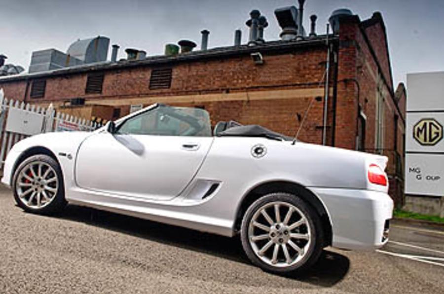 MG TF LE500