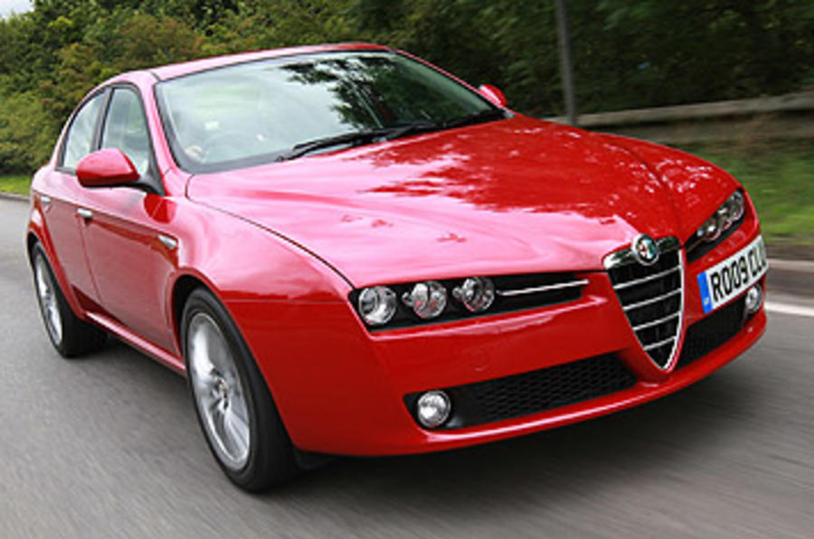 Alfa romeo 159 sportwagon 32 v6 for sale