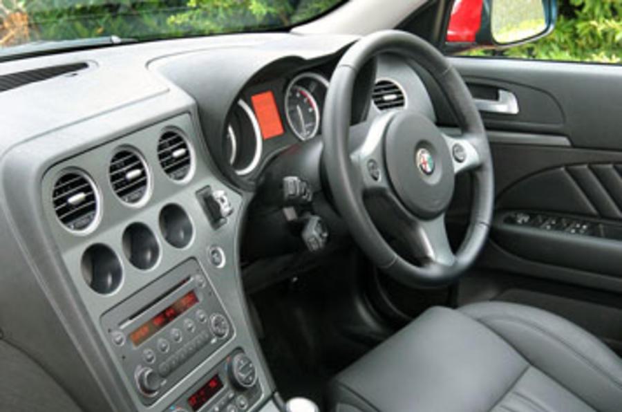 Alfa Romeo 159 1750 TBi