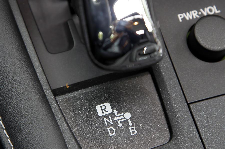Lexus CT200h CVT gearbox