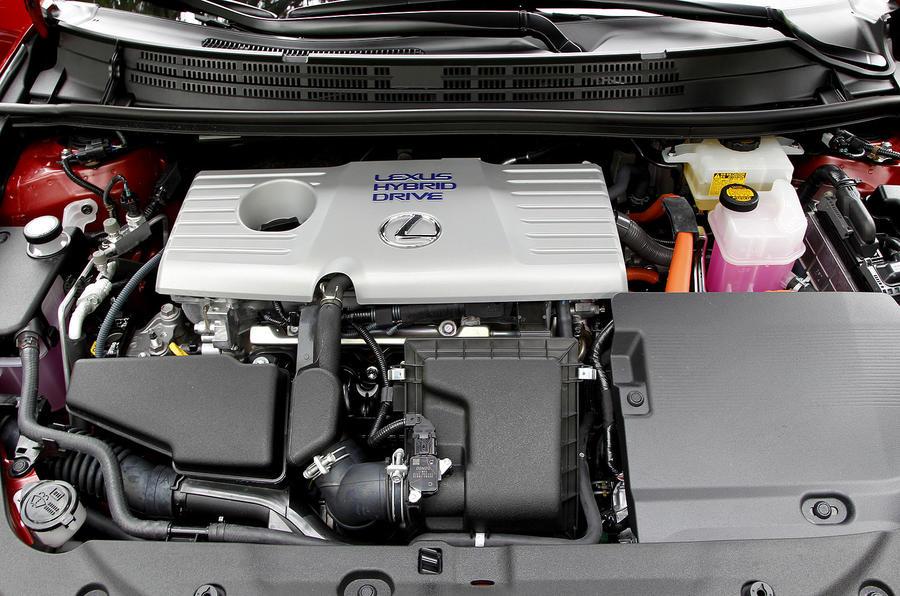 Lexus CT200h SE-I