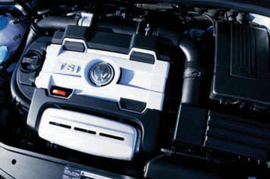 VW Golf GT TSI 170