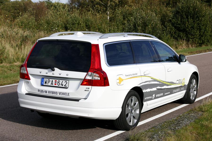 volvo v70 plug in hybrid review autocar