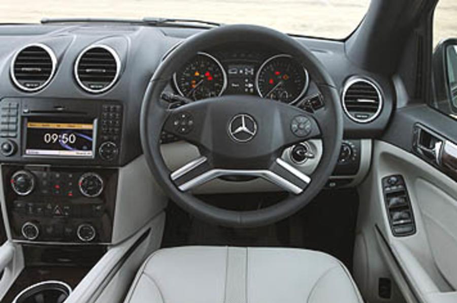 Mercedes ML 320 CDI Sport