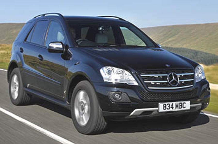 mercedes ml 320 cdi sport review autocar. Black Bedroom Furniture Sets. Home Design Ideas