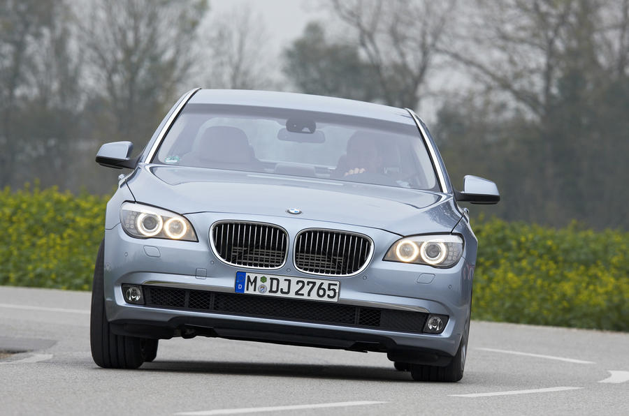 BMW 7 Series Active Hybrid 7