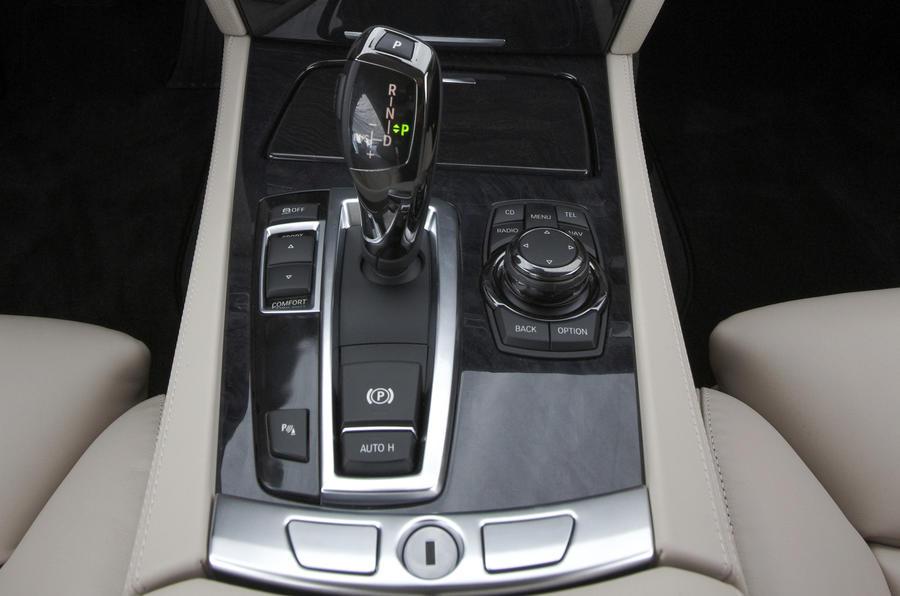 BMW 7 Series Active Hybrid 7