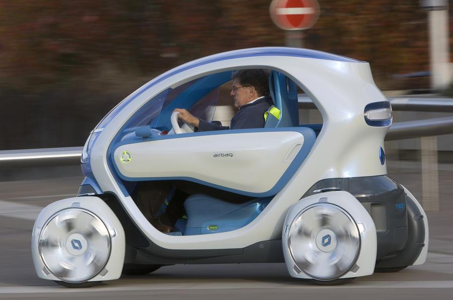Renault Twizy Z.E. Concept