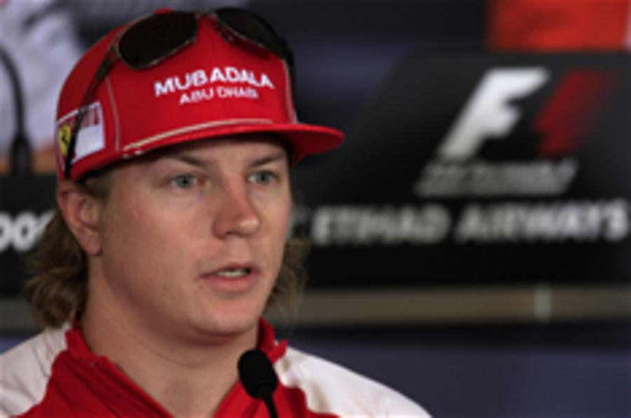Raikkonen 'to take F1 sabbatical'