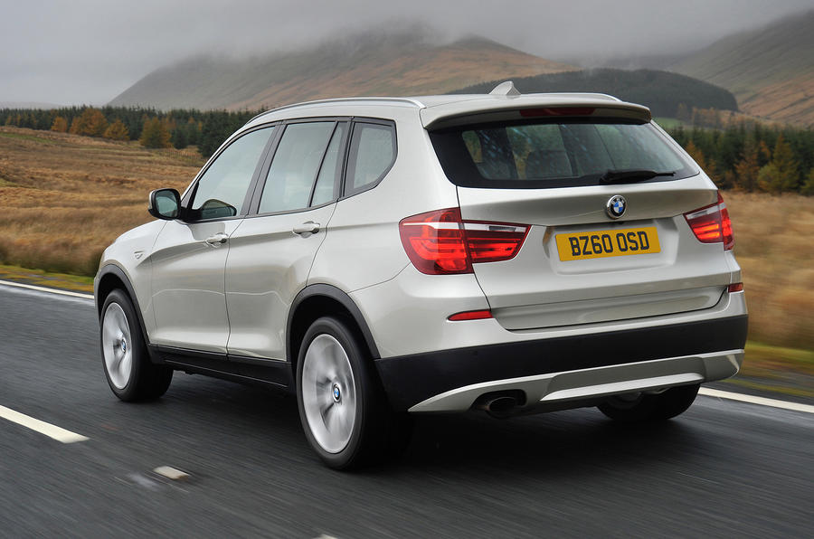 Bmw X3 Xdrive20d Se Review Autocar