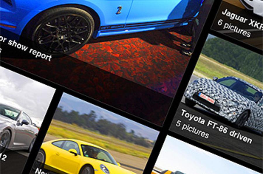 Download Autocar's free iPad app