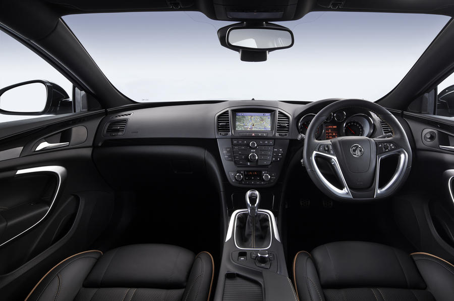 Vauxhall Insignia 1.4T
