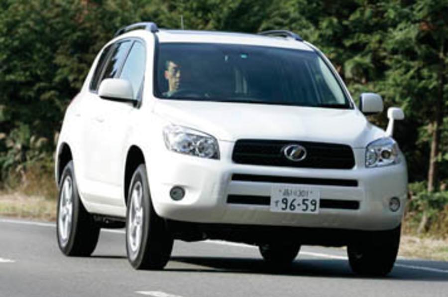 Toyota RAV4 2.4