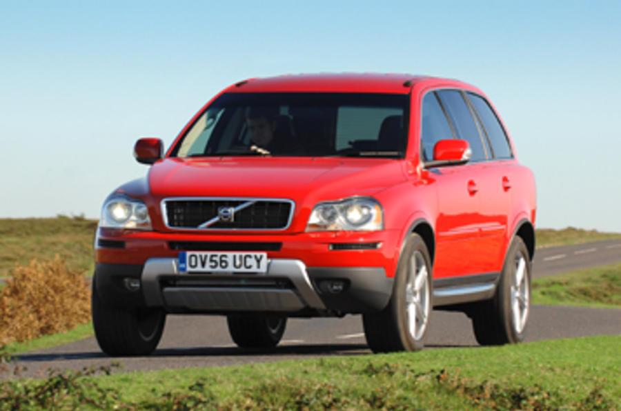 Volvo XC90 D5 SE Sport