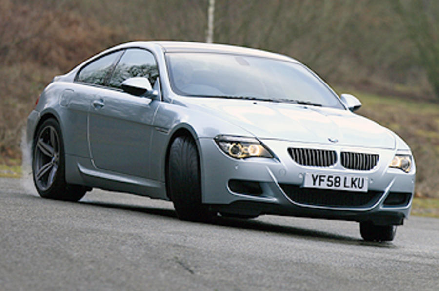 BMW M6 Competition Pack