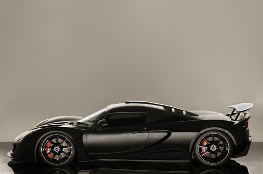1200bhp Venom GT launched