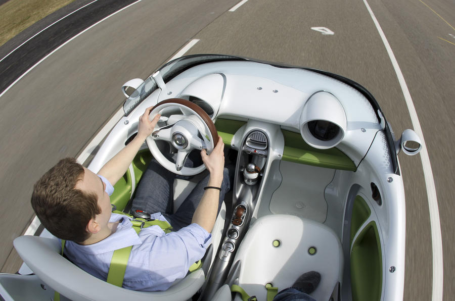 Driving the Smart Forspeed concept