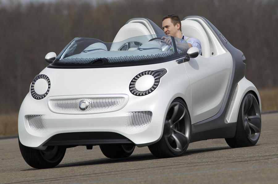 75mph Smart Forspeed concept