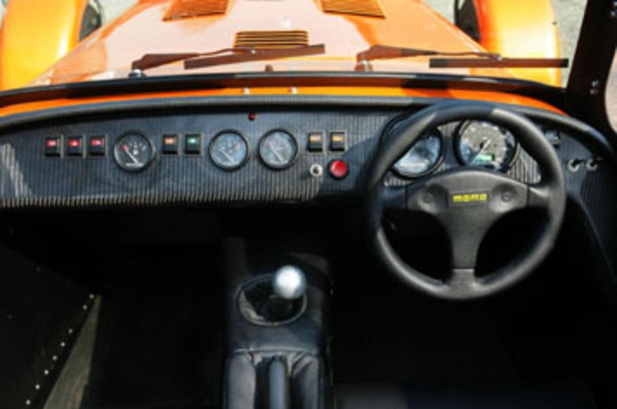 Caterham R400 2.0