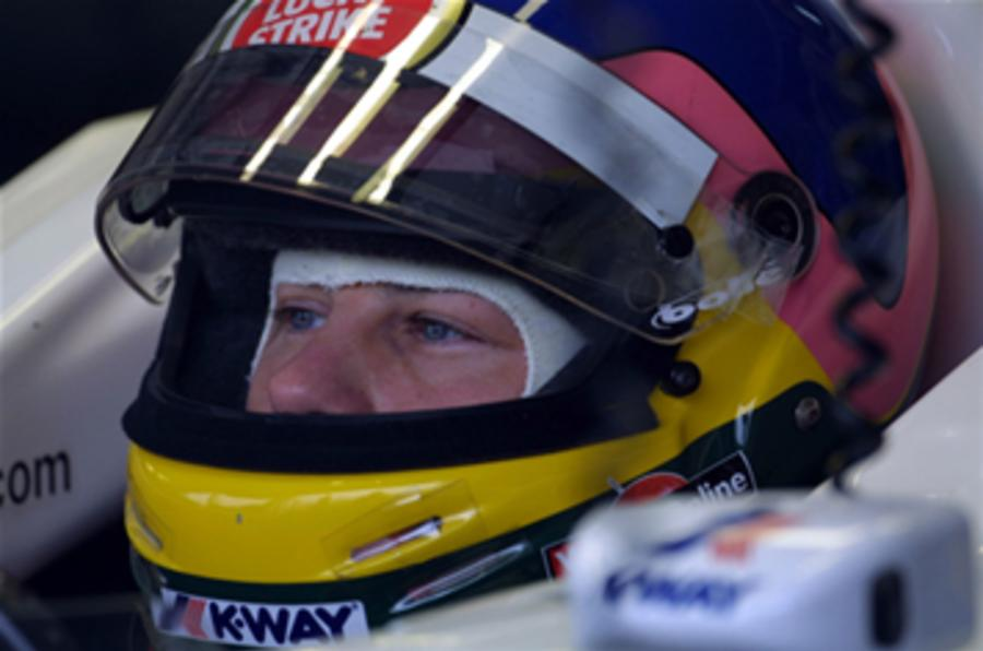 Villeneuve 'ready for F1 return'