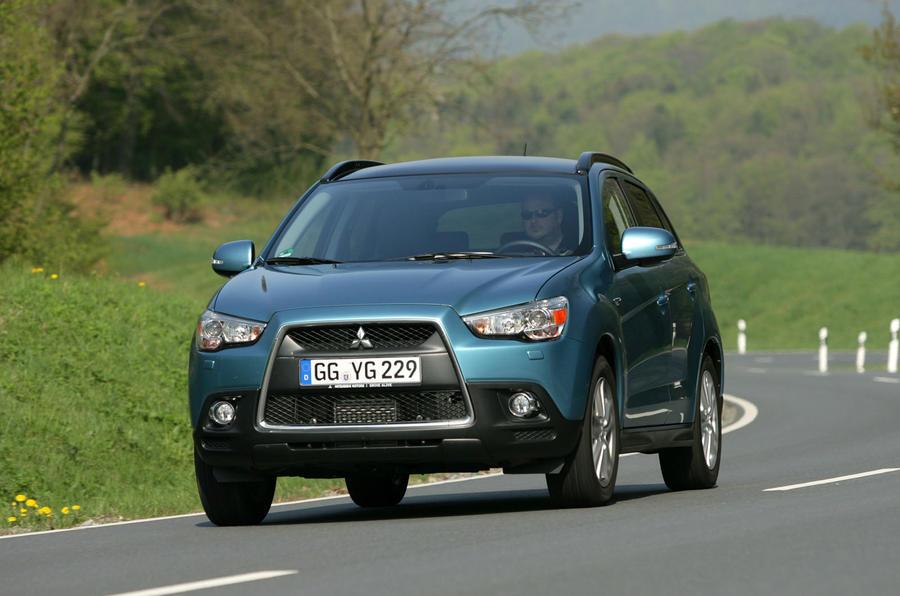 Mitsubishi ASX 3 1.8 DiD review | Autocar