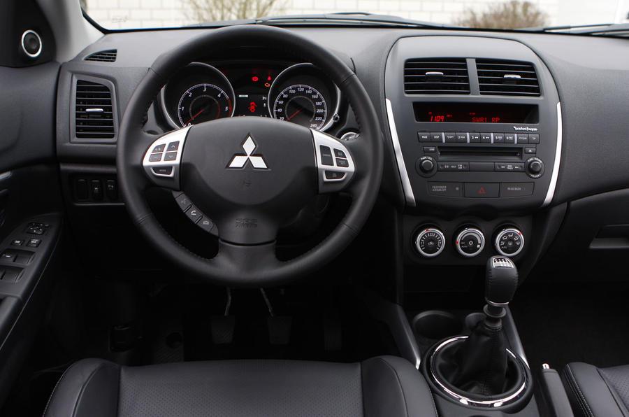 Mitsubishi ASX 3 1.8 DiD