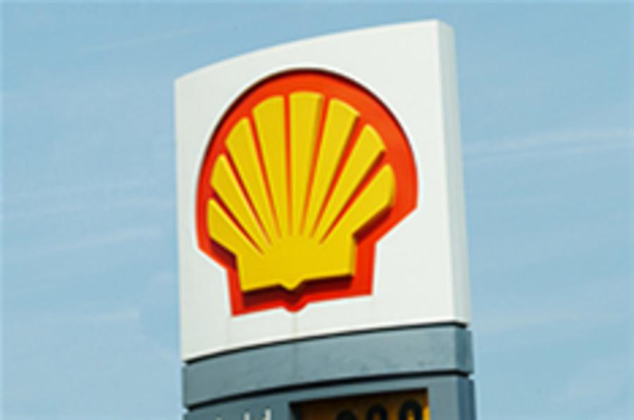 Shell makes record profit