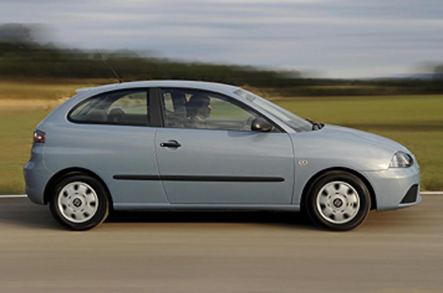 Seat Ibiza 1.4 TDI Ecomotive